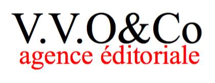 Logo V.V.O&Co, agence éditoriale
