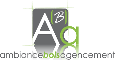 Logo Ambiance Bois Agencement