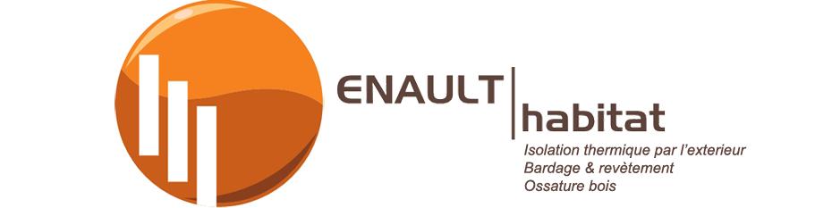 Logo SARL Enault Habitat