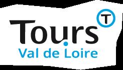 Logo Office de Tourisme de Tours Val de Loire