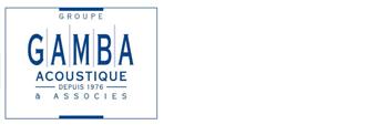 Logo Gamba Acoustique