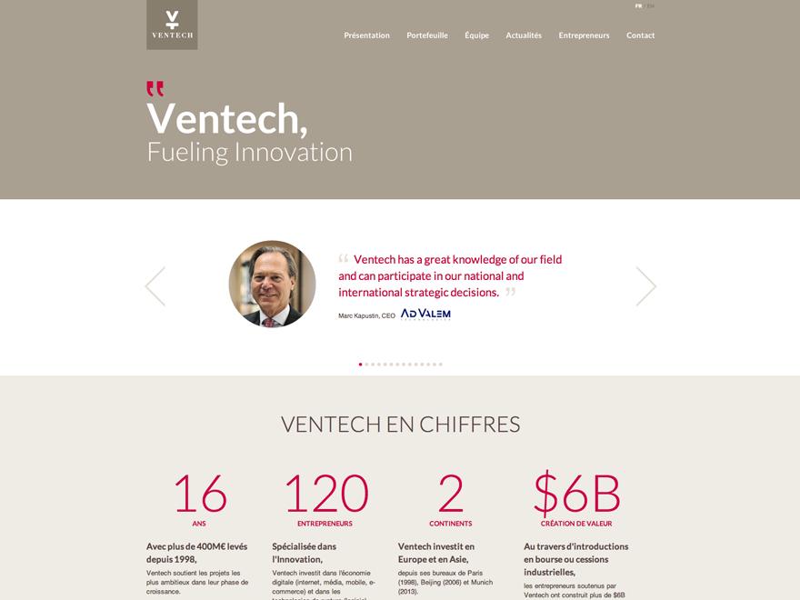 Logo Ventech