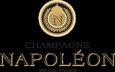 Logo Champagne Napoleon, Champagne Paul Goerg