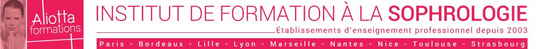 Logo Institut de Formation Sophrologie