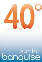 Logo 40 Degres sur la Banquise