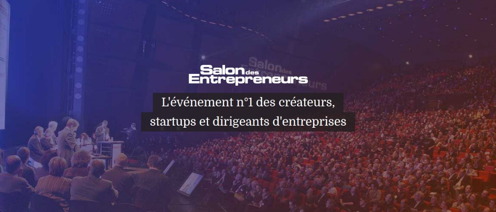 Logo Salon des Entrepreneurs