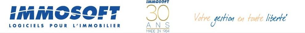 Logo Immo Soft - Immosoft.fr - Immosoft.com