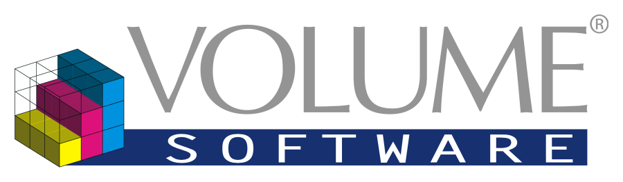 Logo Volume Software