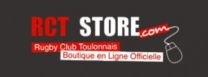 Logo SASP Rugby Club Toulonnais