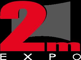 Logo 2 M Expo