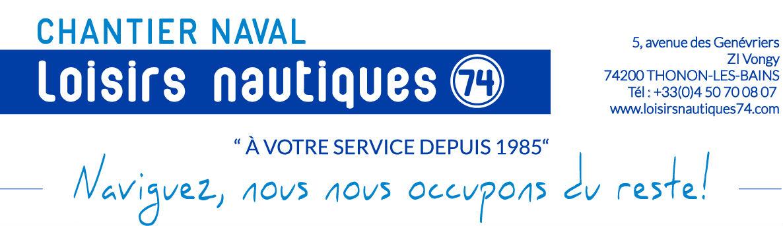 Loisirs Nautiques 74