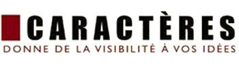 Logo Caracteres Enseignes