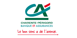 Logo Caisse Regionale de Credit Agricole Mutuel Charente-Perigord