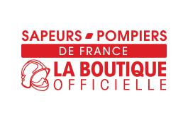 Logo Boutique Officielle des Sapeurs Pompiers de France