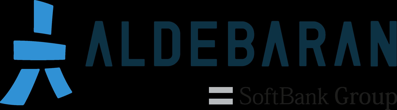 Logo Aldebaran- Violet - Softbank Robotics