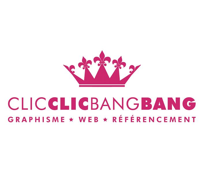 Logo Studio CLIC CLIC BANG BANG
