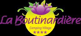 Logo Camping de la Boutinardiere