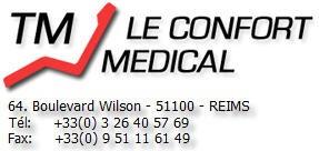 Logo Tm le Confort Medical