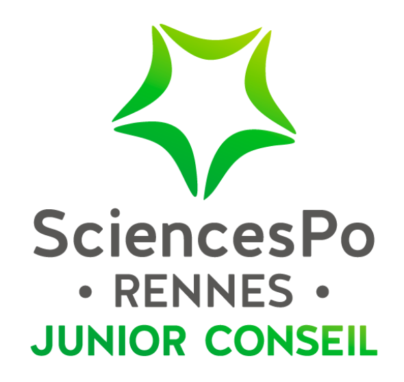 Logo Sciences Po Rennes Junior Conseil