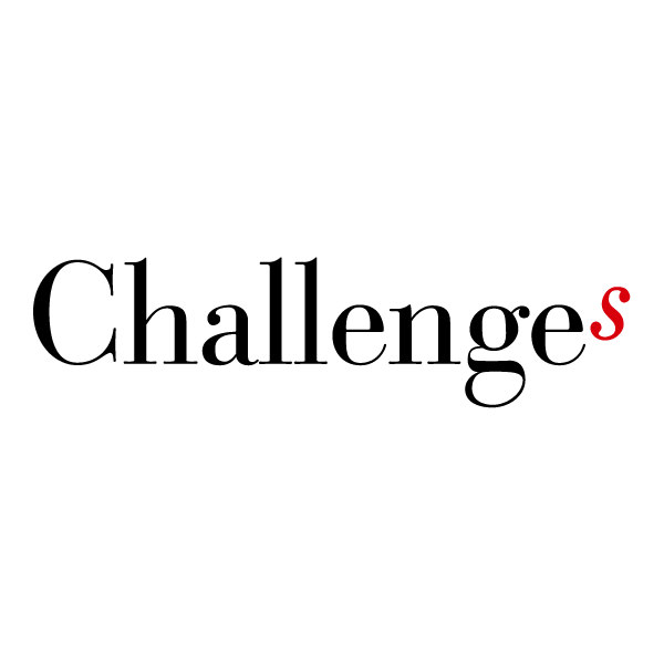 Logo Challenges / Challenges.fr