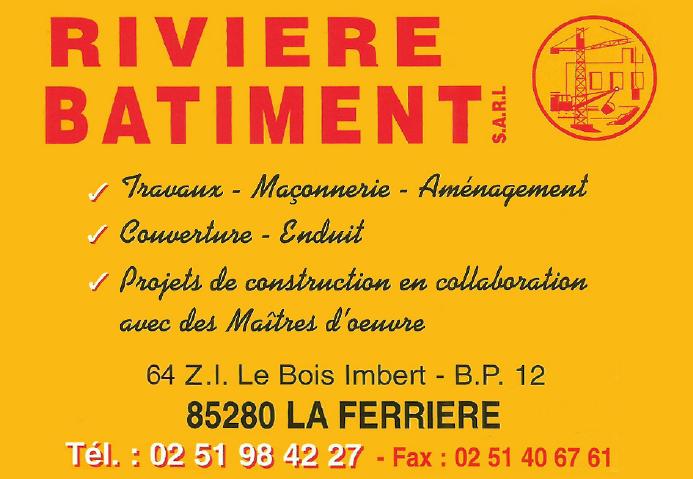 Logo Riviere Batiment