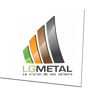 Logo Lg Metal
