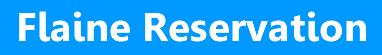 Logo Flaine Reservation