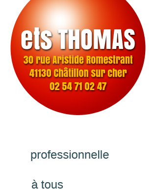 Logo Etablissements Thomas