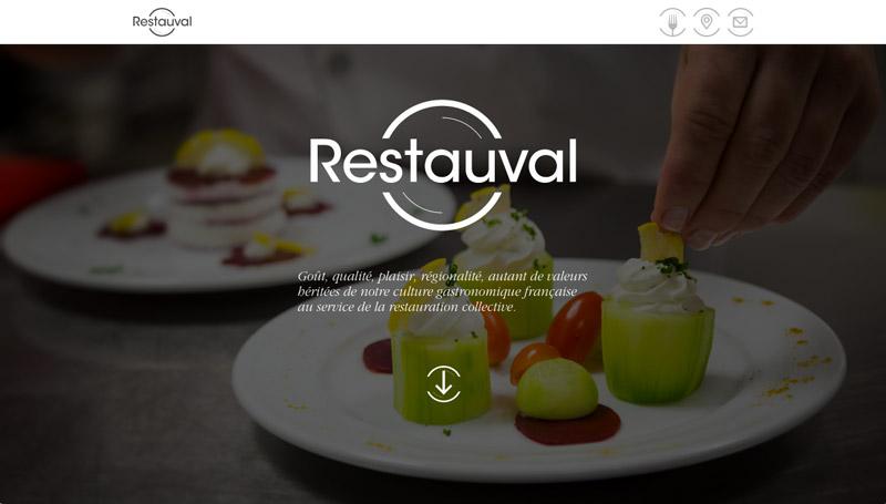 Logo Restauval