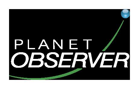 Logo M Sat Planet Observer