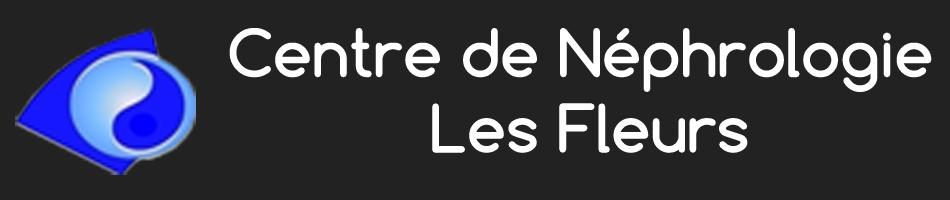 Logo Centre de Nephrologie les Fleurs