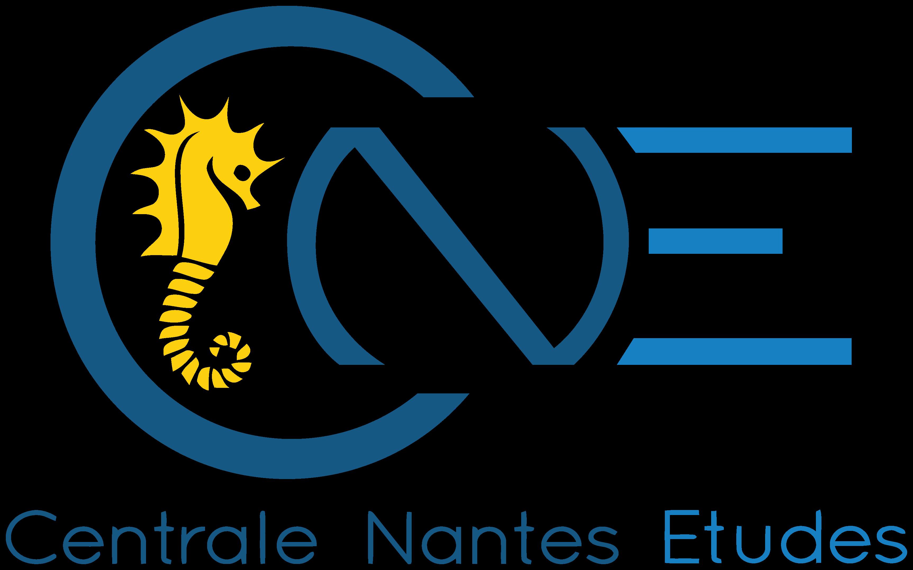 Logo Centrale Nantes Études