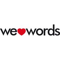 Logo Welovewords