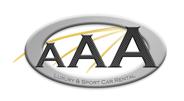Logo Aaa Luxury & Sport Car Rental