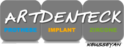 Logo Prothese Dentaire Richard Artdenteck