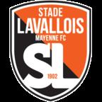 Logo Sasp Stade Lavallois Mayenne FC