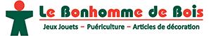 Logo Le Bonhomme de Bois