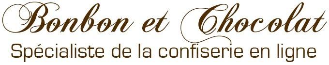 Logo Bonbon et Chocolat