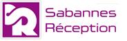 Logo Sabannes Reception