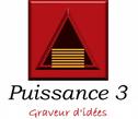 Logo Puissance 3