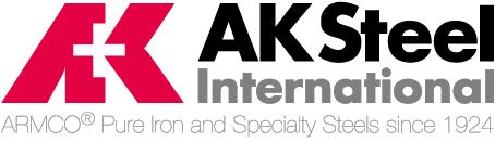 Logo Ak Steel SARL