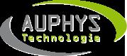 Logo Auphys Technologie