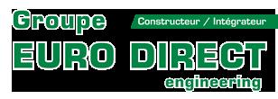 Logo SARL Euro-Direct