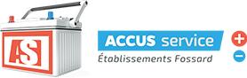 Logo Etablissement Fossard Accus Service
