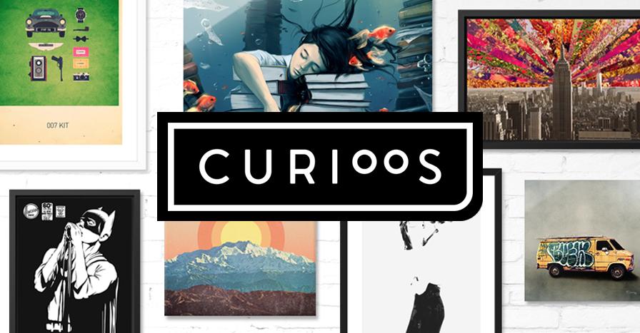 Logo Curioos