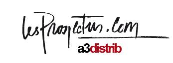 Logo A3 Distrib