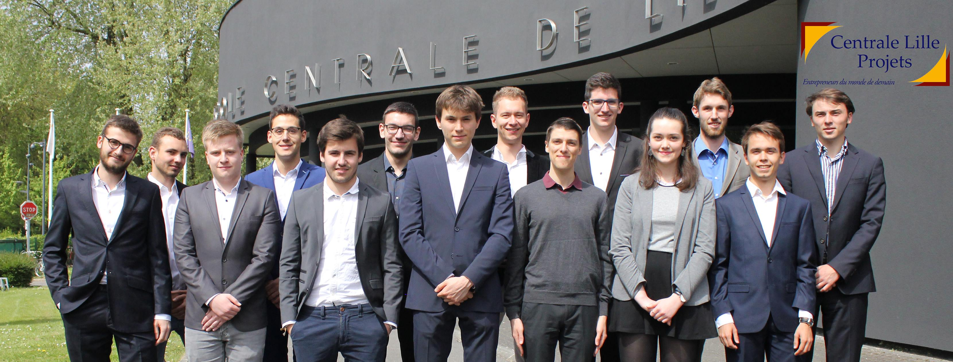Centrale Lille Projets