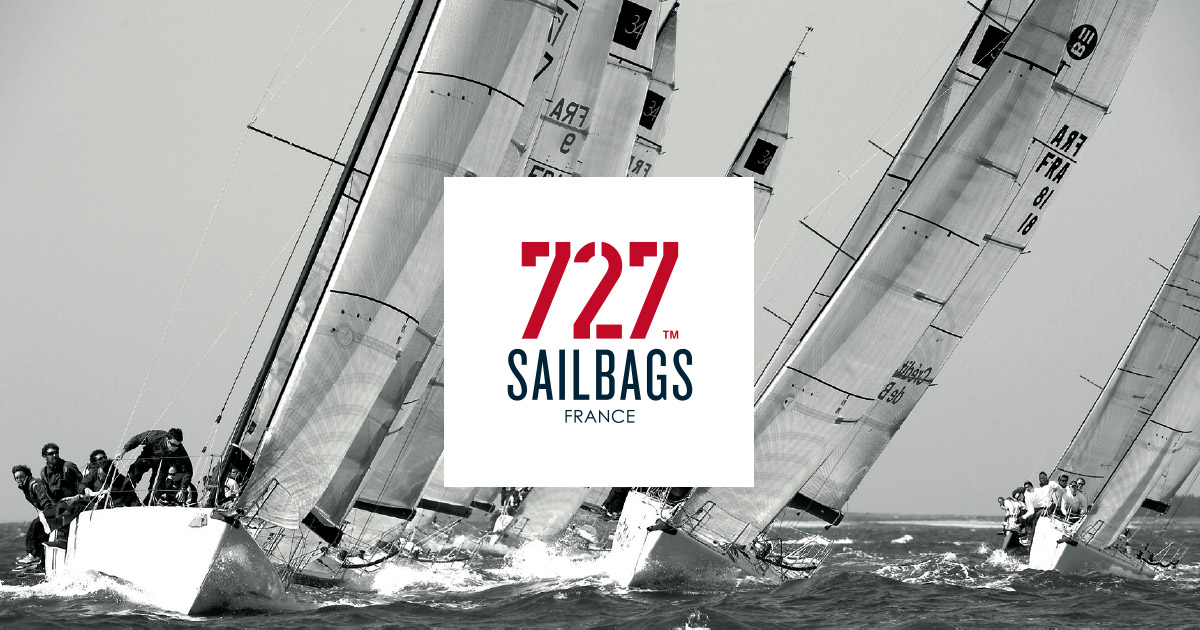 Logo 727 Sailbags et By Anna