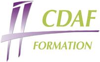 Logo Cdaf Formation