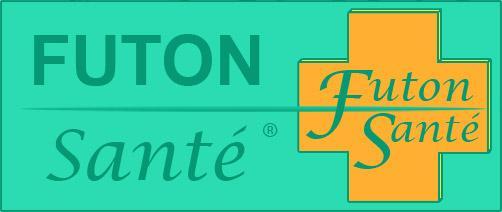Logo Blanc des Vosges Futon Factory